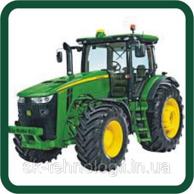 Заправка и ремонт кондиционера трактора, комбайна, погрузчика (быстро и качественно)