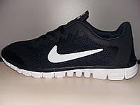 Кроссовки Nike Free Run 3.0 синие
