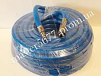 Шланг высокого давления для компрессора армированный 9,5х16мм  10м