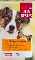 Закуска для собак Dein Bestes Snack für Hunde, Knabberplätzchen, 500 g