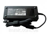 Блок питания для ноутбука TOSHIBA 19V, 6.3A, 120W, 5.5*2.5мм, black + кабель питания!