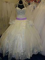 Свадебное платье 42-44-46