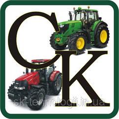 Система GPS мониторинга сельхозтехники и точного посева Hansehof