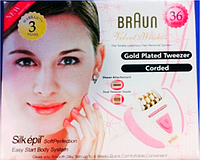 Эпилятор 2 в 1  Braun 5078 Браун