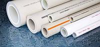 Трубы полипропиленовые для систем отопления и холодного и гарячего водоснабжения