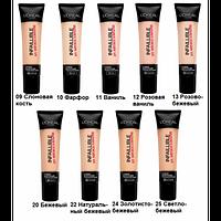 L'OREAL nfaillible  24ч матовое покрытие тон. крем N 12 розовая ваниль 35 мл