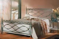 Кованая кровать ИК 013