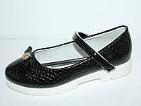 Детская обувь оптом. Детские туфли бренда Леопард для девочек (рр с 30 по 37)