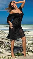Роскошное пляжное платье M 443 DORA (S-2XL в расцветках)