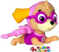 Фигурка щенка-спасателя Скай 7 см из серии Щенячий патруль