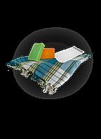 Набор для хамама ( полотенце пештемаль, перчатка-пиллинг, пемза, мыло с оливкой, 100 гр)