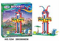 Конструктор BELA PARADISE 1254 30шт2 228дет, в коробке 28366см