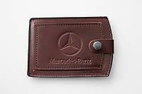 Обложка для водительских прав Mercedes.