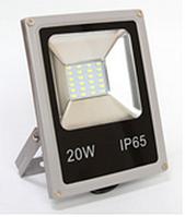 Прожектор светодиодный с датчиком движения MOTOKO 20W тёплый белый