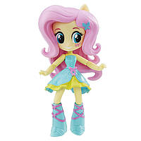 My Little Pony Девочки Эквестрии Флатершай школьные танцы Equestria Girls Minis School Dance Fluttershy B7787/B4903
