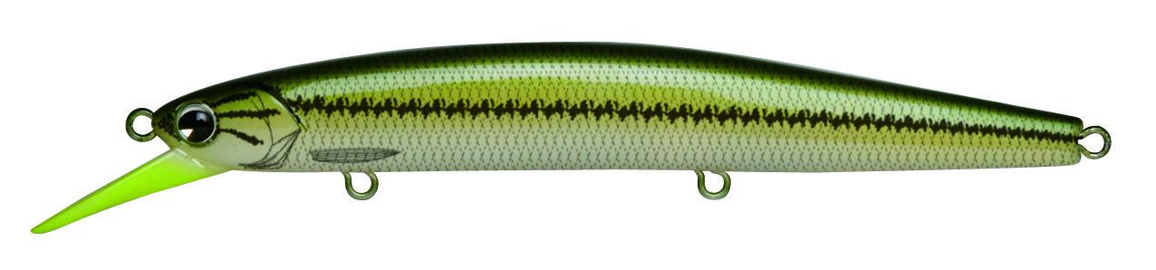 Воблер  Ima Floating Flit 120 Natural Bass Bone.