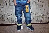 Джинсовые брюки для мальчика 2-7 лет