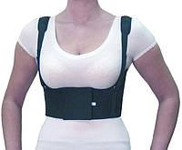 Ортез на грудной отдел позвоночника эластичный женский (Бандаж рёберный) ОХ.08
