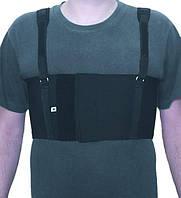 Ортез на грудной отдел позвоночника эластичный мужской (Бандаж рёберный) ОХ.07