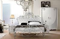 Кованая кровать ИК 717