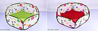 Манеж-ограждение 0207-AB 48шт изделие 888838 см в сумке со змейкой, 2 цвета микс