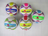 Мяч волейбол F17498 60шт 5 цветов,
