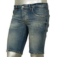 Шорты мужские джинсовые  PHILIPP PLEIN