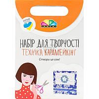 Набор, техника кардмейкинг, ROSA открытка Хорошего настроения, N000045