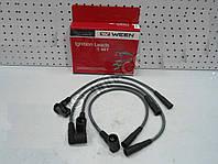 Провод зажигания высоковольтные ВАЗ 2108-10 (карбюратор) силикон (комплект)  (производство  WEEN)