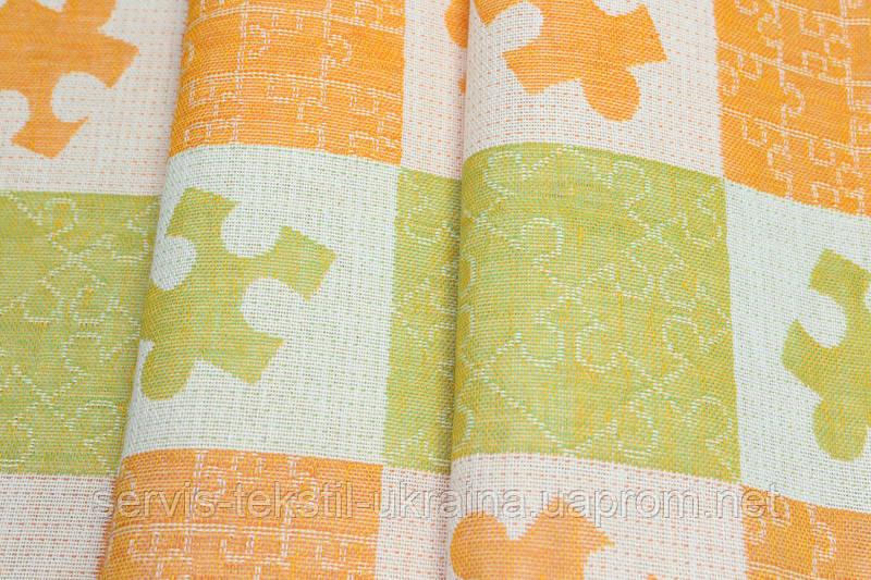 Ткань декоративная 12С504-ШР+С Рис.145 - Пазл