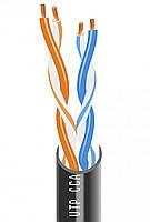 Витая пара UTP Сat.5E 2PR CU 0.48 мм PVC Indoor 305 м