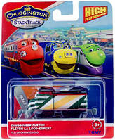 Паровозик Захар Зак Chuggington Die-Cast Tomy
