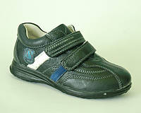 Туфли, кроссовки для мальчика р.26-29 ТМ Kellaifeng, код FS760-1 black