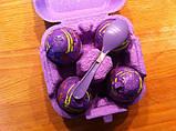 Шоколадные яички в лотке Milka «Löffel Ei Oreo» cо сливочным муссом и печеньем орео, 144 г., фото 6