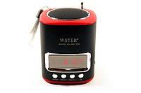 Портативная MP3 Колонка WS 259 Спикер USB FM am