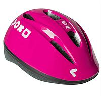 Велошлем детский B'TWIN розовый
