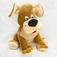 Мяка іграшка Собака Тузик средняя коричневая арт.209-1 ТМ Золушка Украина