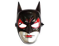 Карнавальная Пластиковая Маска Женщина Кошка Бэтмен Mask Batman Cat Прикол для Вечеринки