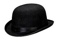Карнавальная Шляпа Головной Убор Котелок для Вечеринки