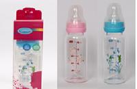 А 10 Пляшка скляна з малюнком тм Lindo серії Premium, 150мл