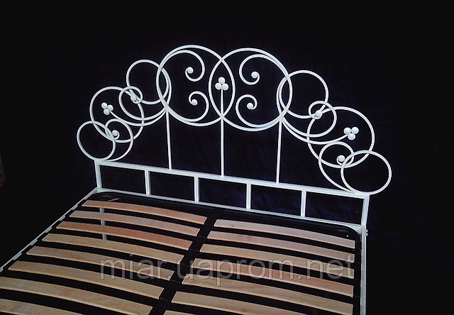 Кованая кровать ИК 238 2