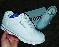 Белые кроссовки пена. Прямые поставки с Польши