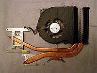Система охлаждения Asus N61DA рабочая!