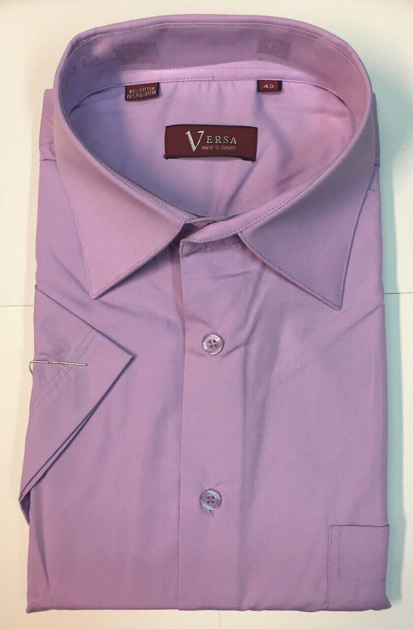Рубашка мужская короткий рукав Versa