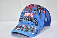 """Кепка  сетка """" супер герои """", фото 1"""