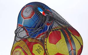 Сетка-сумка на 12 мячей FB-5577 , фото 2