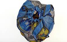 Сумка-рюкзак на 20 мячей С-4894, фото 3