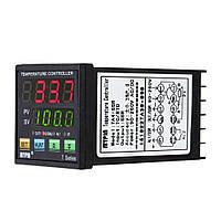 Контроллер температуры ТА-4 с пределом измерения до 1800°С (выход контакт реле)