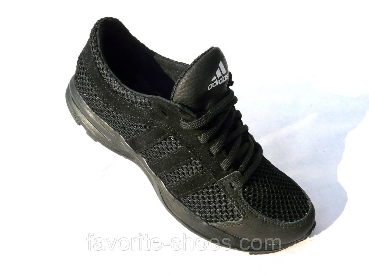 Кроссовки Adidas сетка турецкие материалы 41,44р.
