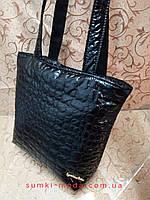 Женские сумка стеганная FASHION.Стильная спорт Сумка женская спортивная стеганая